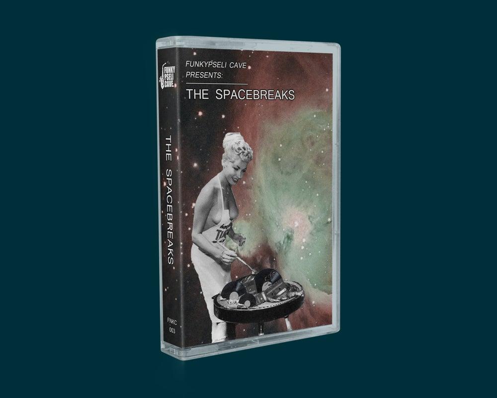 Image of Funkypseli Cave presents: The Spacebreaks (Cassette)