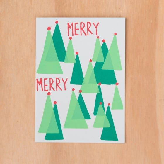 Image of Merry Trees