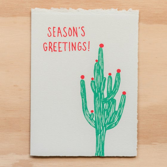 Image of Holiday Saguaro Cactus