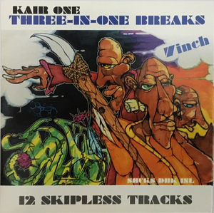 Image of Three-in-One Breaks by Kair One 7""