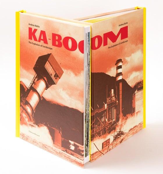 Image of KA-BOOM The Explosion of Landscape (signed)
