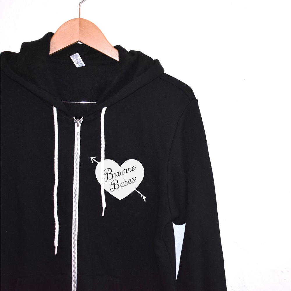 Image of Bizarre Babes Forever Zip-up