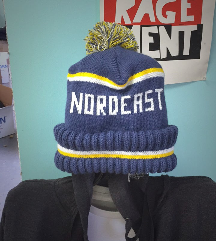 Image of Nordeast knit hat