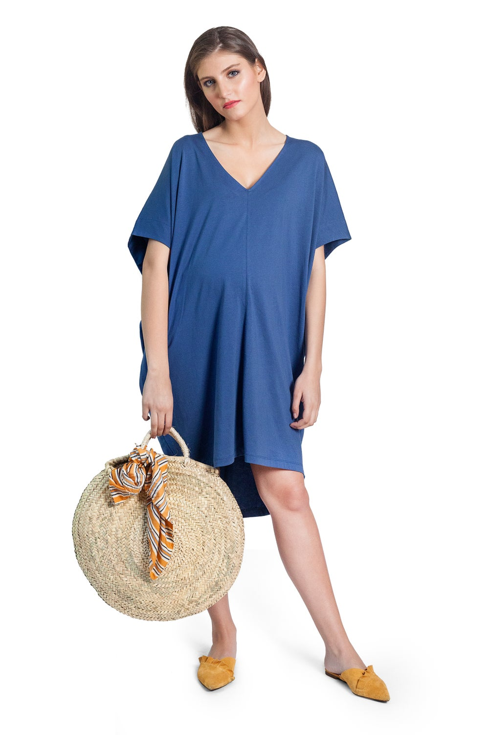 Image of BLISS TUNIC AZUL CLP $51.200