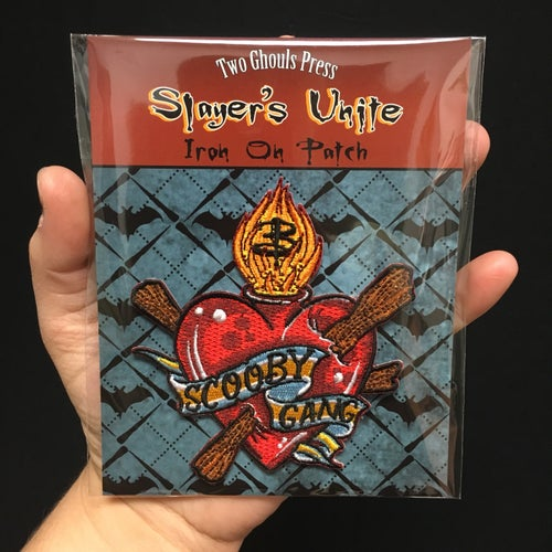 Image of Slayers Unite - Patch