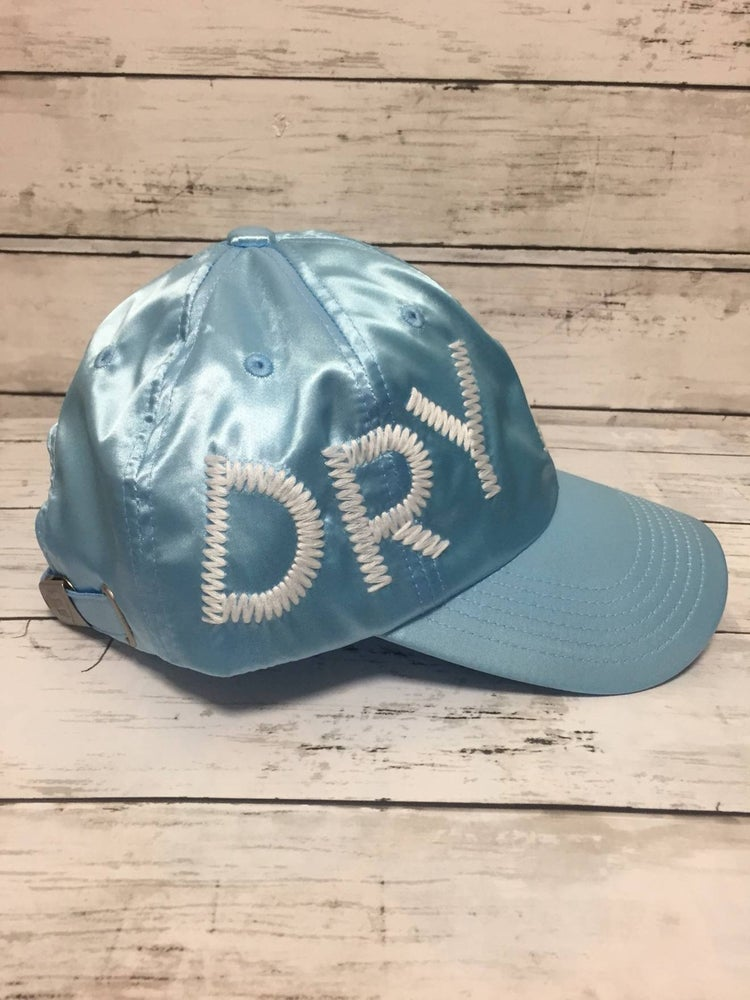 """Image of CPFM x Human Made """"Dry Alls"""" Japan Exclusive Cap Blue"""