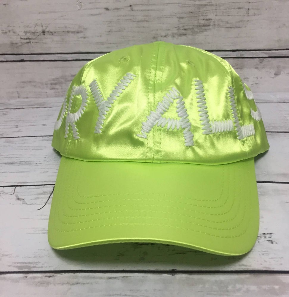 """Image of CPFM x Human Made """"Dry Alls"""" Japan Exclusive Cap Green"""