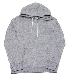 Image of Side Zip Pullover Ice Grey