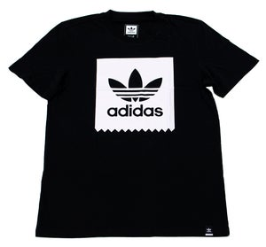 Image of Black Solid BB Tee
