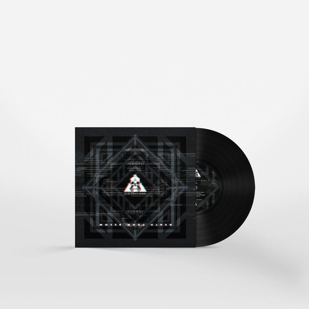 Image of Suburban Dark - Death From Below LP