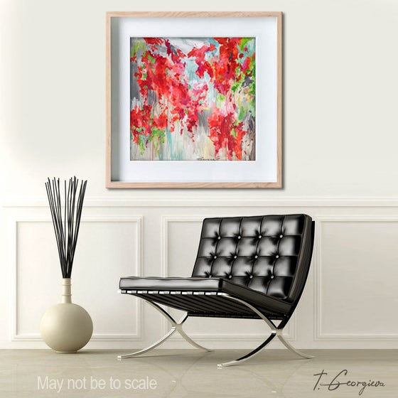 Image of 'You peony, me peony' - limited edition fine art Giclée print