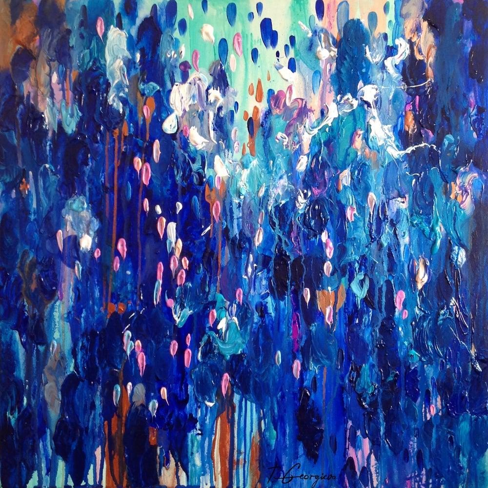 Image of 'Ascensionem' - limited edition fine art Giclee print