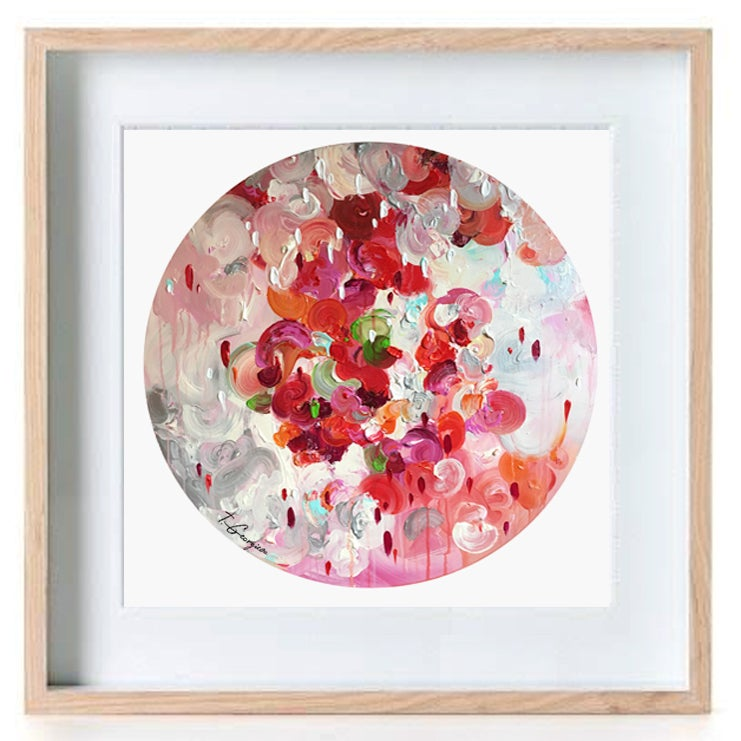 Image of 'Cerasis' - limited edition fine art Giclee print