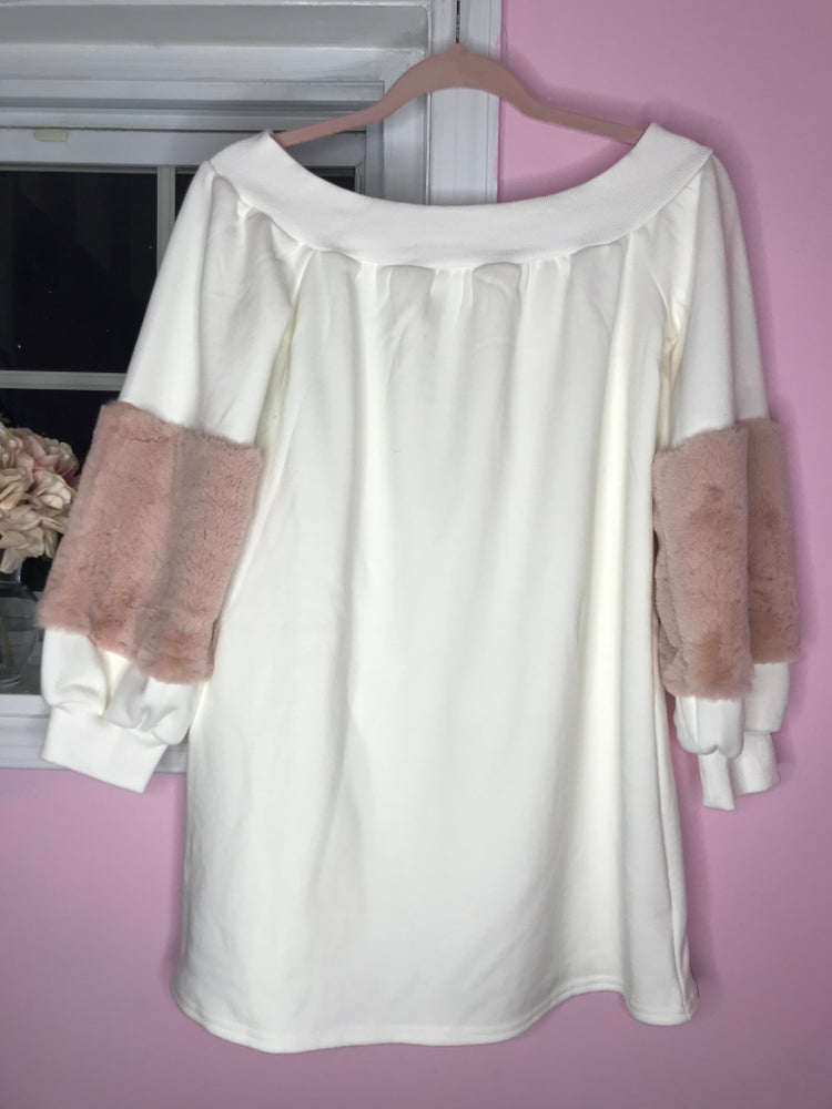 Image of Robyn Sweater Dress