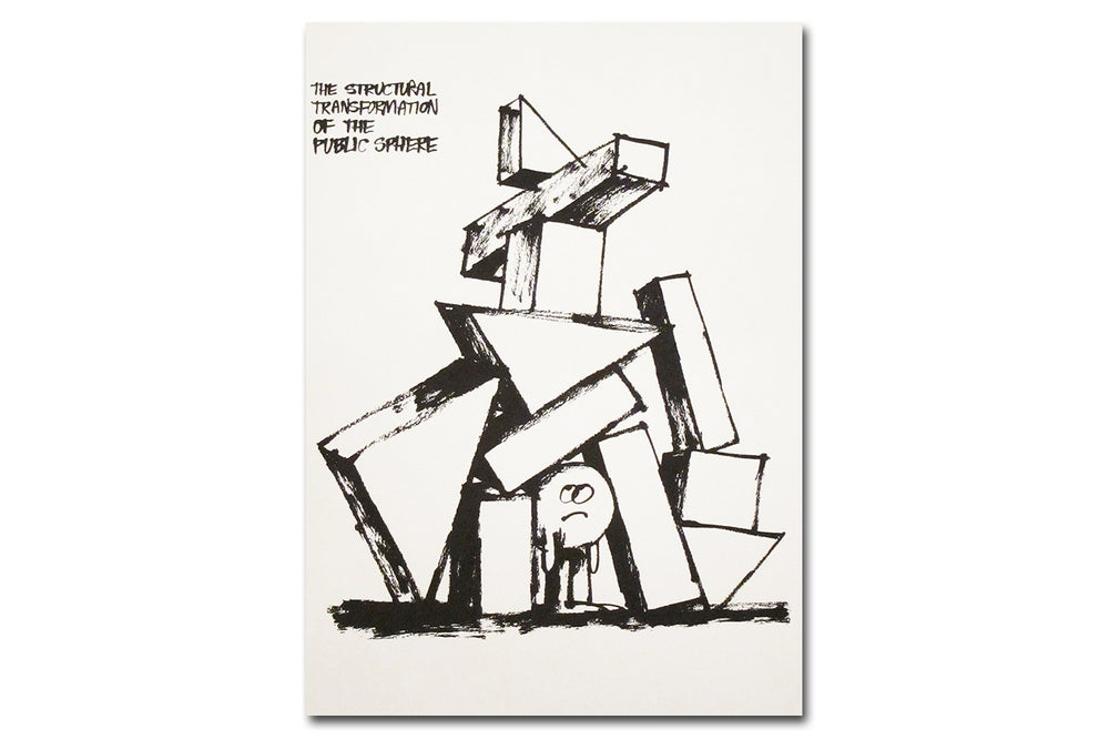 Image of Spheric Dialogues hand-pulled silkscreen print