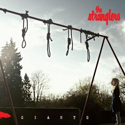 Image of THE STRANGLERS - Giants - Edition CD Jewelcase