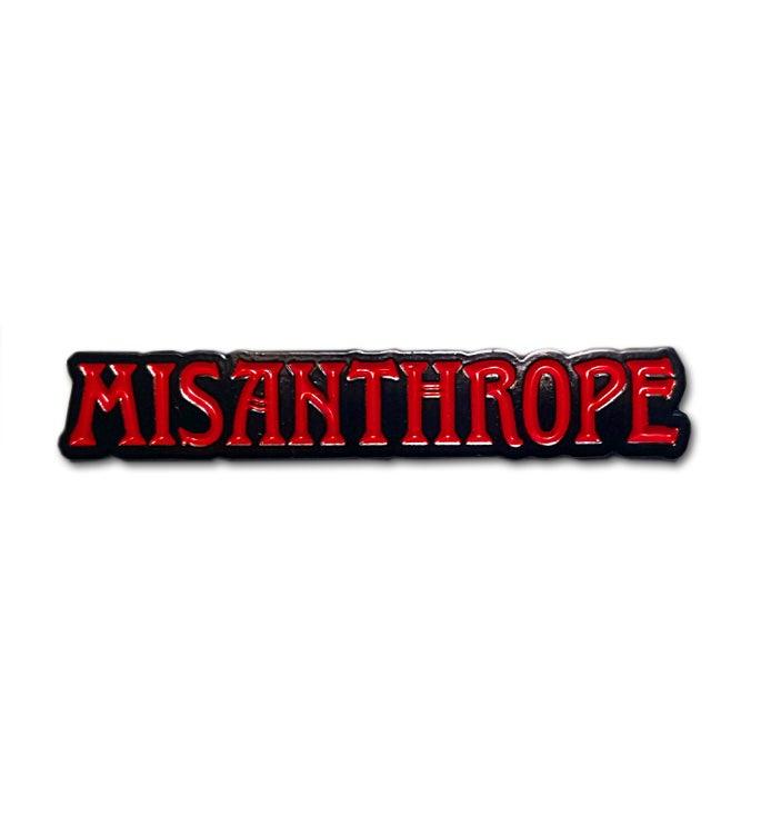 Image of Misanthrope Lapel Pin