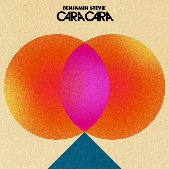 Image of Ben Stevenson - Cara Cara LP - Limited Edition Orange Vinyl