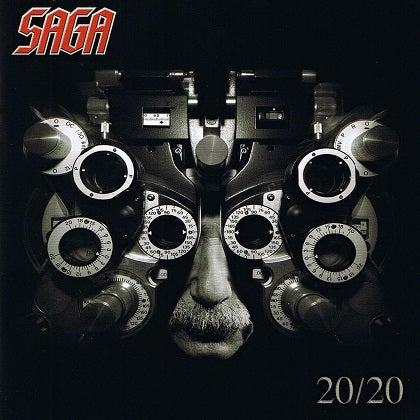 Image of SAGA - 20/20 (Special Edition)-  Édition digipack CD + DVD