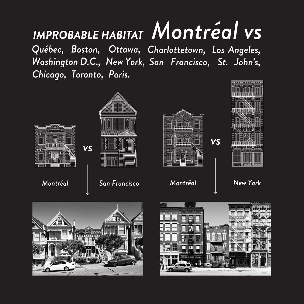 Image of Improbable Habitat - Montreal vs
