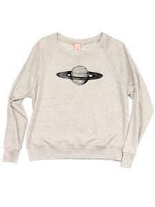Image of Saturn Pullover (oatmeal)