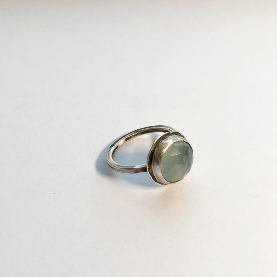Image of Chalcdeony Ring