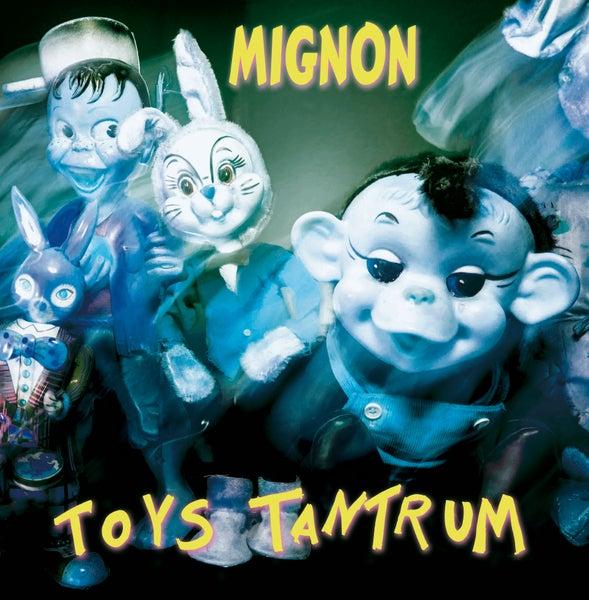 Image of TOYS TANTRUM Black Vinyl