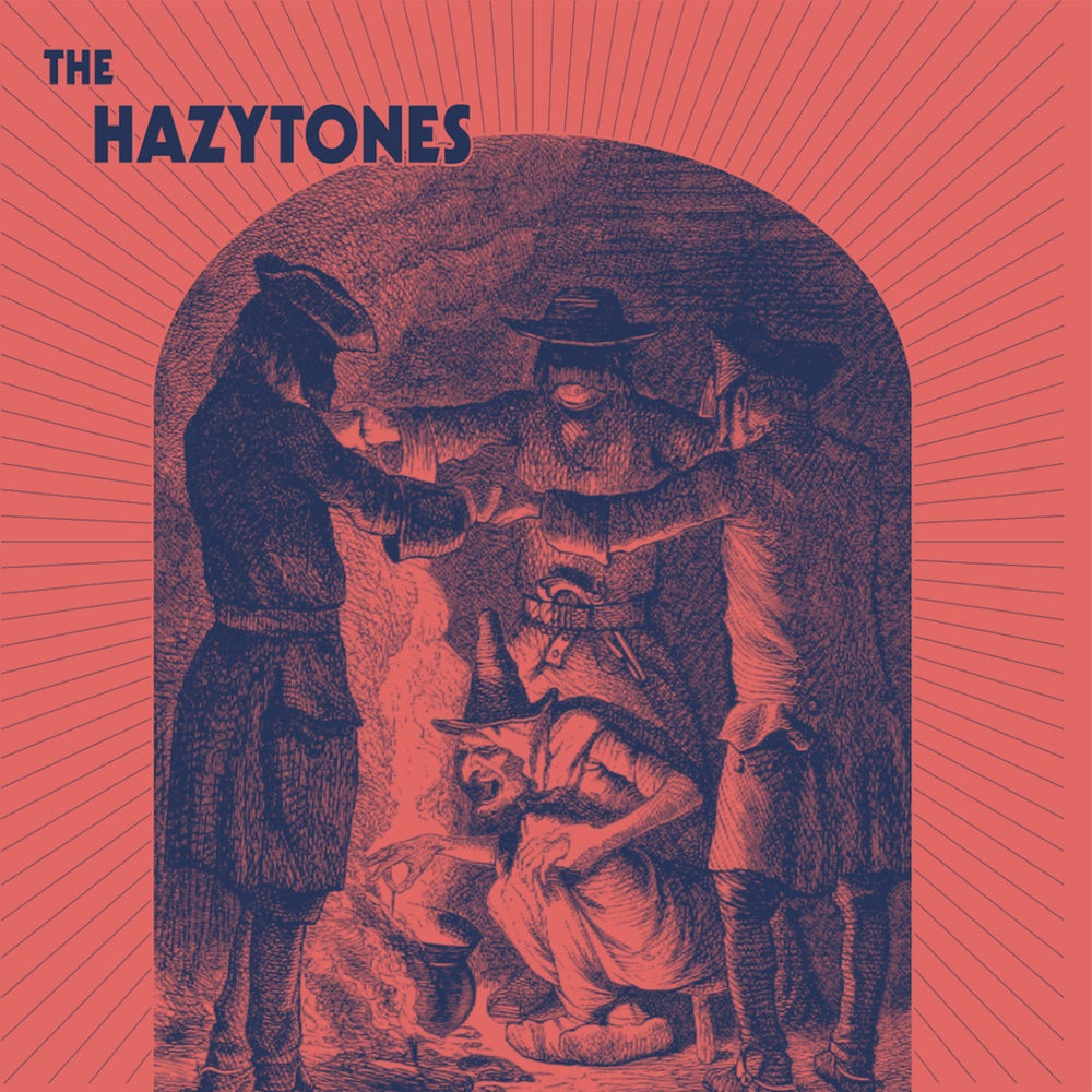 Image of The Hazytones - ST Debut Album CD