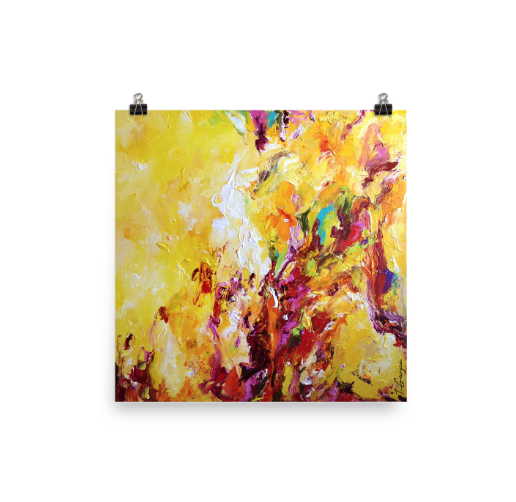 Image of 'Apricis' - limited edition fine art Giclee print
