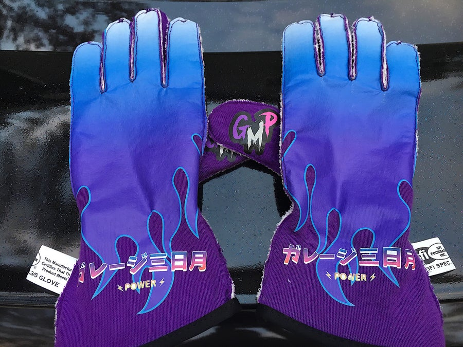 Image of Blurple GMP Gloves (17 available)