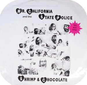 Image of Mr. California & the State Police - Shrip and Chocolate LP