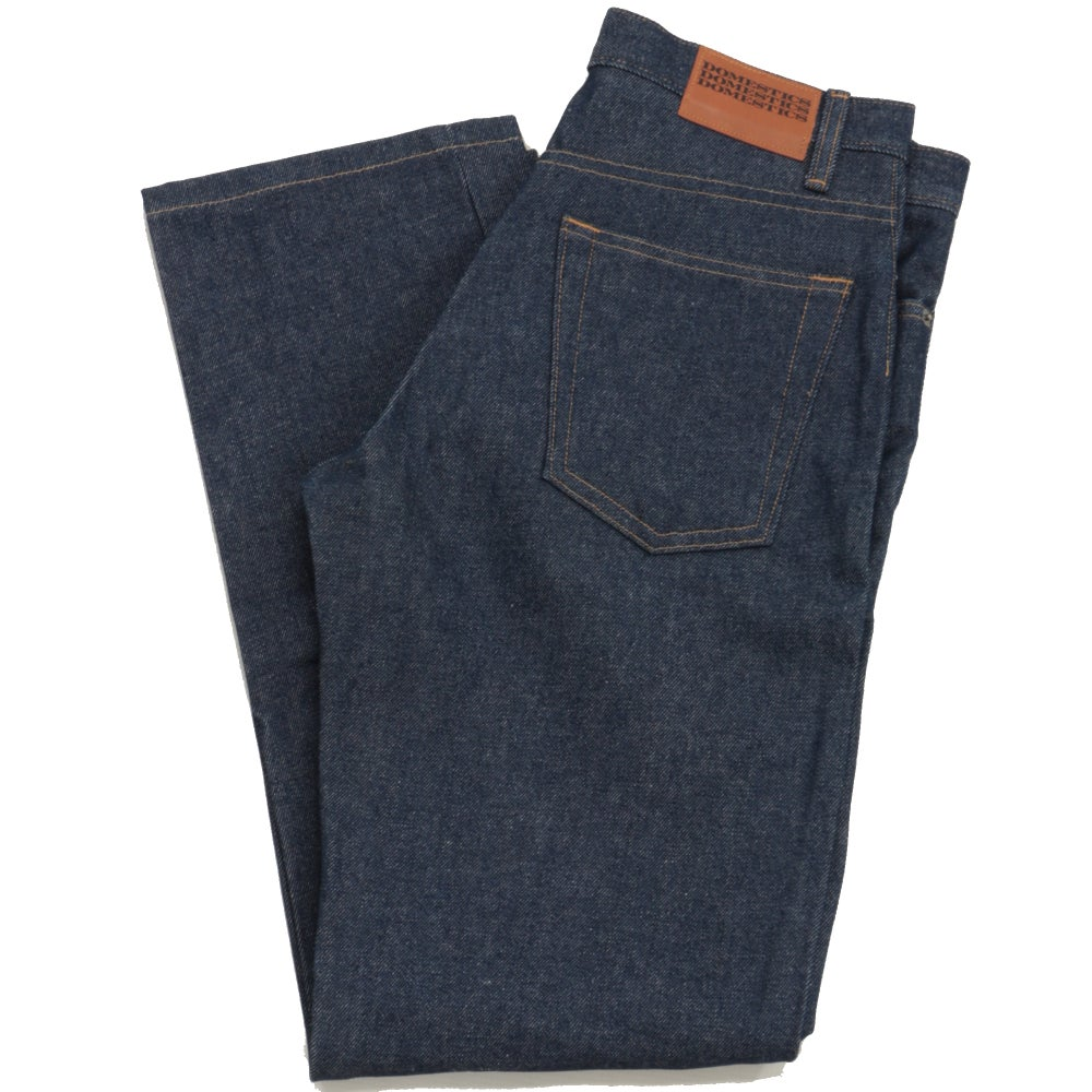 Image of MADE IN USA DOMEstics. Raw Denim