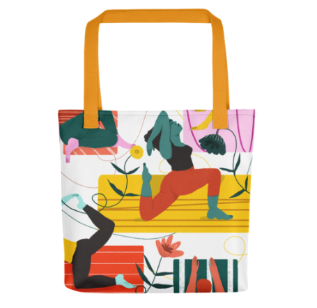 Image of Athletic Tote