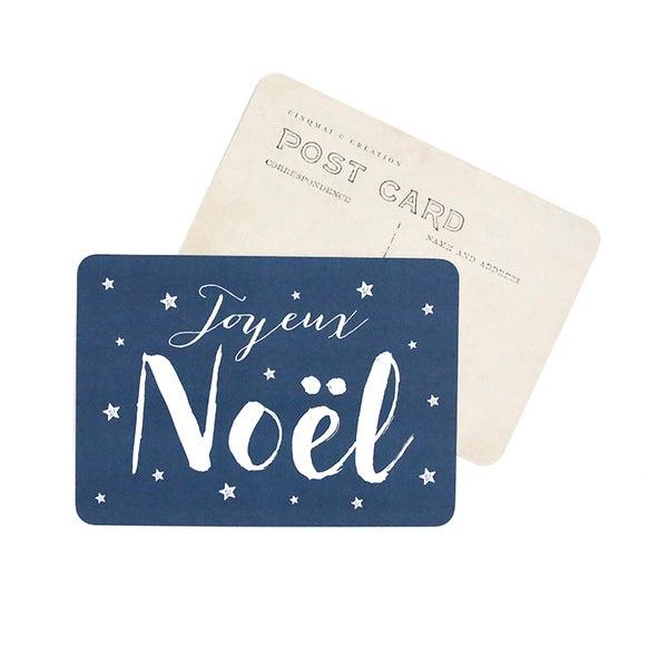 Image of Carte Postale JOYEUX NOEL / JANE / 1