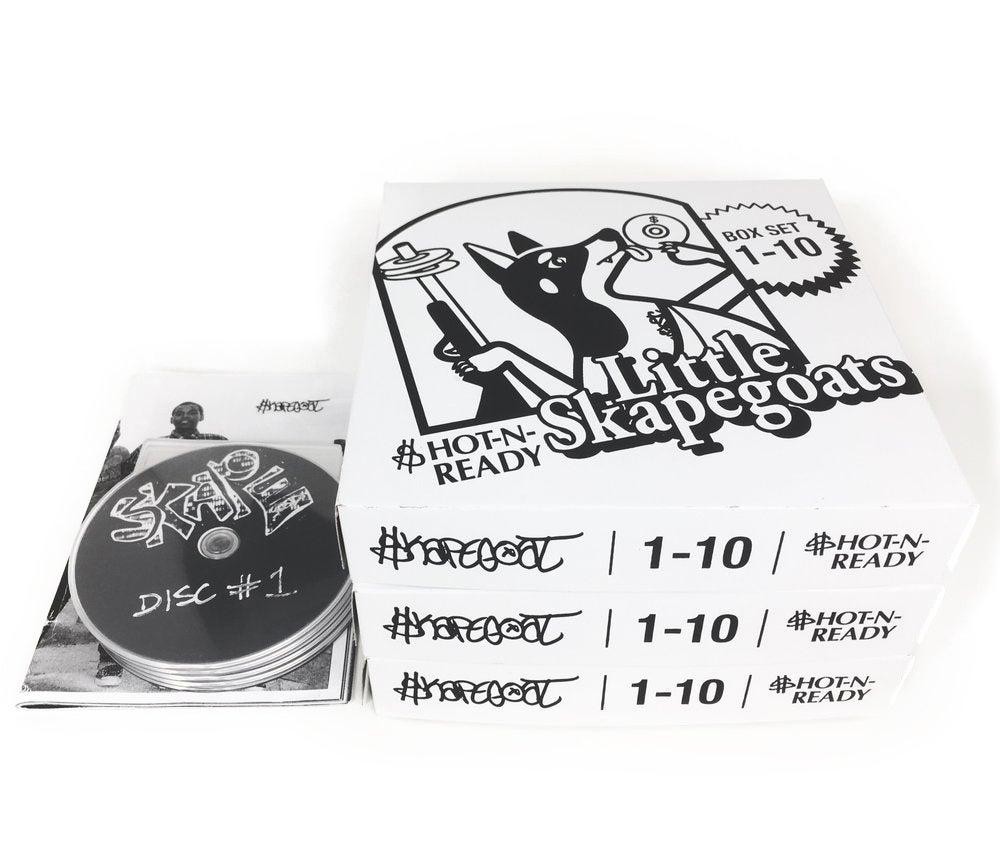 Image of Skapegoat DVD Boxset