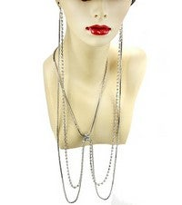Image of EARRING NECKLACE