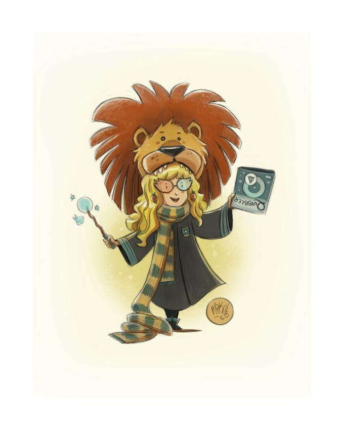 Image of Luna and Lion Hat