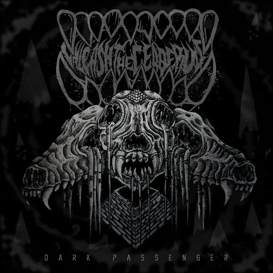 Image of First CD Dark Passenger (2014)