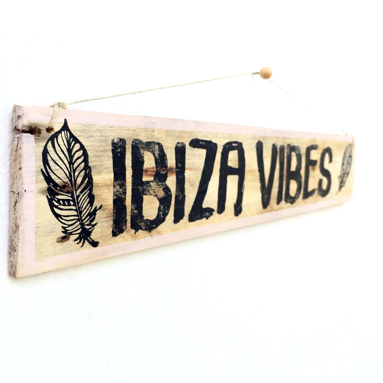 Image of Cartel IBIZA VIBES