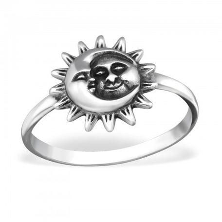 Image of Celestial dreams ring (sterling silver)