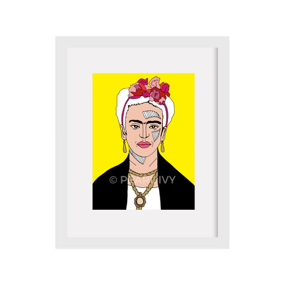 Image of Frida Kahlo Print