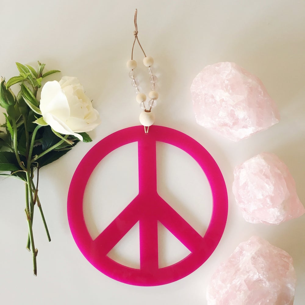 Image of Peace + Love