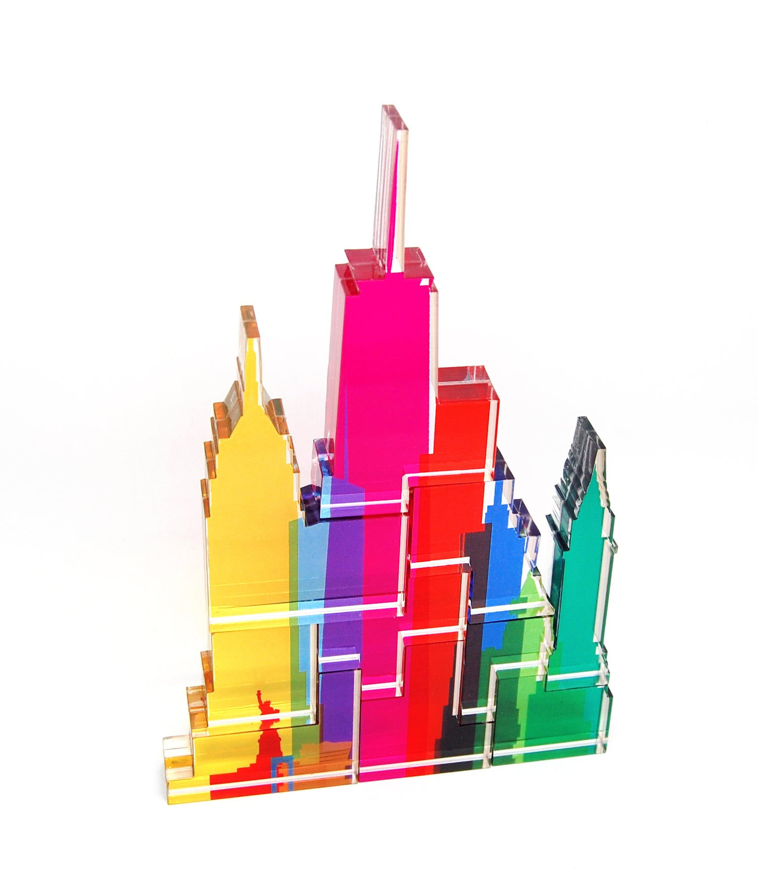 Image of Shapes of Cities puzzles