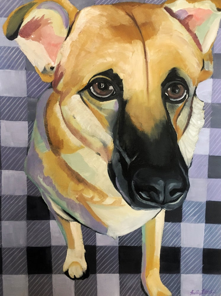 Image of Dog Portraits now available for the Holidays!