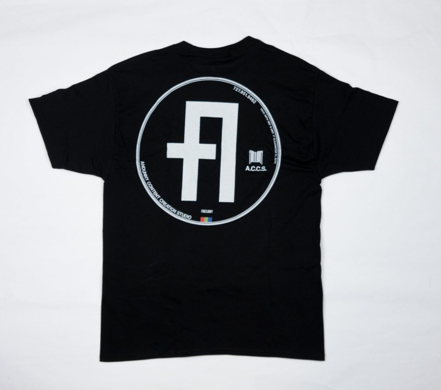 Image of ACCS Coin Logo Tee
