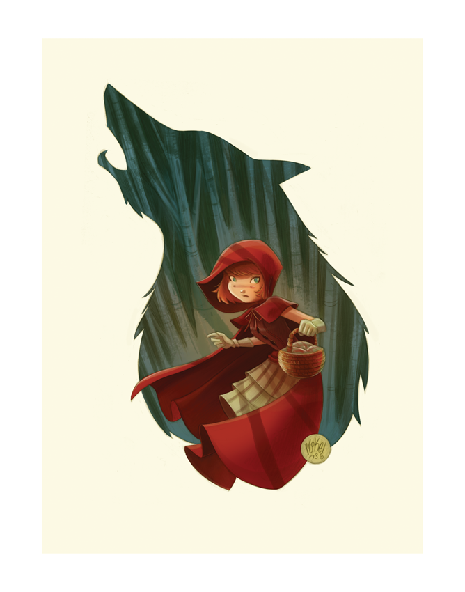 Image of Red Riding Hood