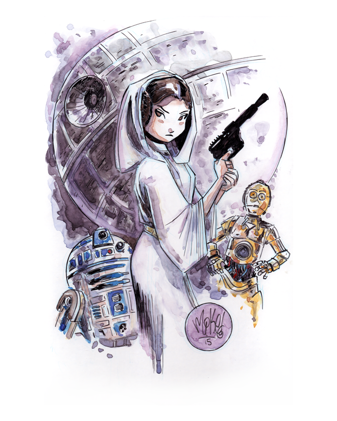 Image of Leia