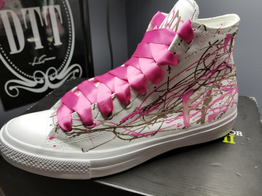Image of 2017 WVI Leadership & Diversity Conference Converse Sneakers