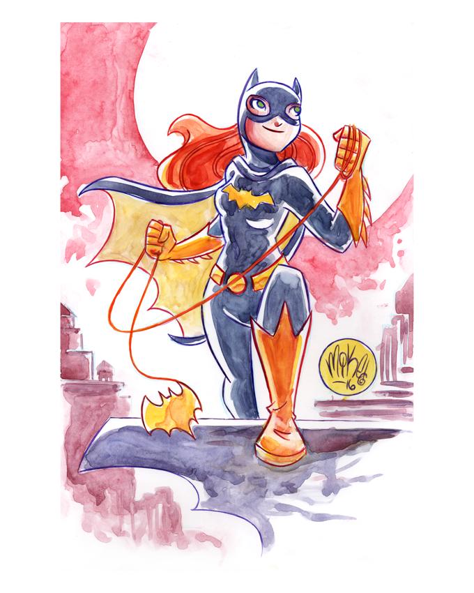 Image of Batgirl (Animated Costume)