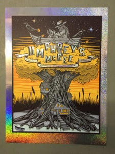 Image of Umphrey's McGee - November 3rd & 4th 2017 - Madison, WI - Sparkle Foil Variant